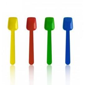Plastová lžíce na Zmrzlinu 90 mm (1000 Kousky)