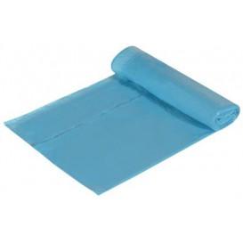 Pytle na Odpad Modrý 55x55cm Rychlouzavírací (15 Kousky)