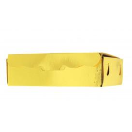 Krabička na Sladkosti a Dokolády Zlato 11x6,5x2,5cm 100g (1000 Kousky)