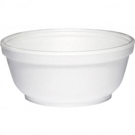 Termální Misky FOAM Bílý 10Oz/300 ml Ø11cm (50 Kousky)