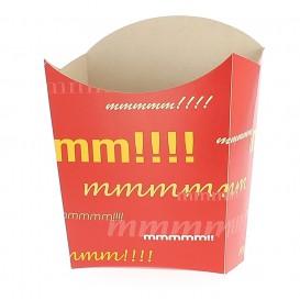 Krabička na Hranolky Málo 8,2x2,2x9cm (25 Kousky)