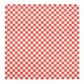 Sáčky Nepromastitelný Červené 28x33cm (4000 Kousky)