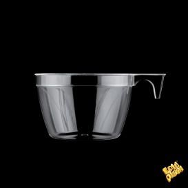 Plastové Šálek PS Cup Průhledný 190ml (25 Kousky)
