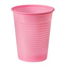 Plastové Kelímek PS Růžová 200ml Ø7cm (1500 Kousky)