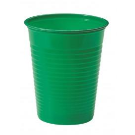Plastové Kelímek PS Zelený 200ml Ø7cm (1500 Kousky)