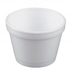 Termální Miska Foam Bílý 4Oz/120ml Ø7,4cm (50 Kousky)