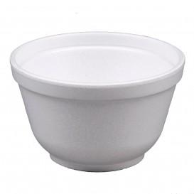 Termální Misky FOAM Bílý 6Oz/180ml Ø8,9cm (50 Kousky)