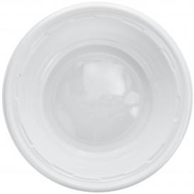 Plastové Misky PS Bílý 180ml Ø11,5cm (125 Kousky)