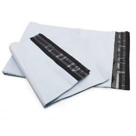 Obálka Plastová Samolepicí Bílo-Černá 32x42 Vrstvym G260 (500 Kousky)
