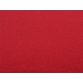 Papírové Prostírání Airlaid Červené 30x40cm (400 Kousky)