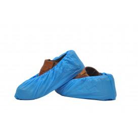 Návleky na Obuv Polyetylenové CPE G160 Modrý (100 Kousky)