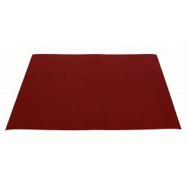 Papírové Prostírání Opakovaně Použitelné Bordeaux 30x40cm 250g (150 Kousky)