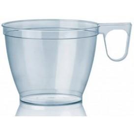 Plastové Šálek Průhledný 180ml (50 Kousky)