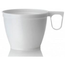 Plastové Šálek Bílá 180ml (1000 Kousky)
