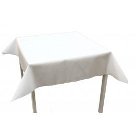 Ubrusy Novotex z Netkané Textilie Bílý 120x120cm (150 Kousky)