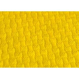 Papírové Ubrusy Předřezaný 1x1 Metr Žlutá 40g (400 Kousky)