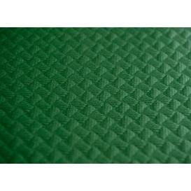 Papírové Ubrusy Předřezaný 1x1 Metr Zelený 40g (400 Kousky)
