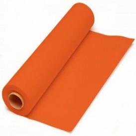 Rol Ubrusy Papírové Oranžový 1x100m 40g (1 Kousky)