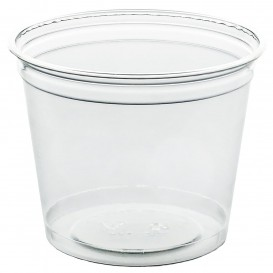 Kelímek Plastové Pevné PET 215ml Ø8,1cm (50 Kousky)