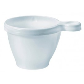 Plastové Šálek PS Bílý 80ml (1100 Kousky)