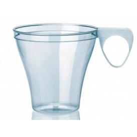 Plastové Šálek Průhledný 80ml (40 Kousky)