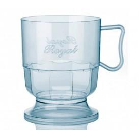 Plastové Šálek Tuhý Průhledný 200 ml (300 Kousky)