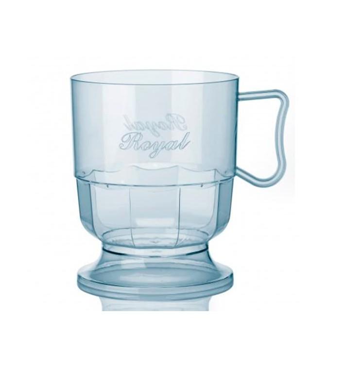 Plastové Šálek Tuhý Průhledný 200 ml (12 Kousky)