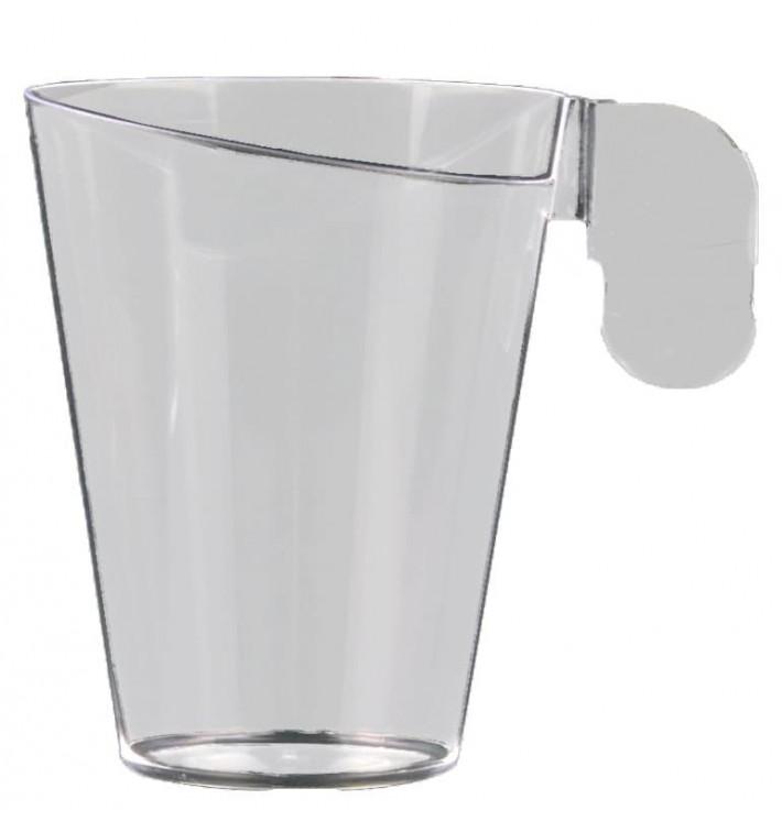 Plastové Šálek Designové Průhledný 72ml (240 Kousky)