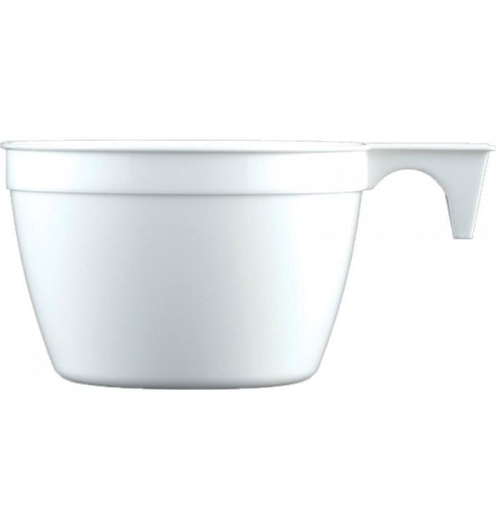 Plastové Šálek PP Cup Bílý 90ml (50 Kousky)