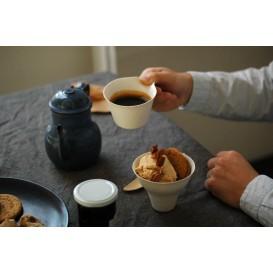 Kelímek Wasara Coffee Cup Biologicky Odbouratelný 150 ml (50 Kousky)