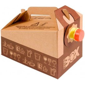 Termoska Jednorázový Karton 3000 ml (1 Kousky)