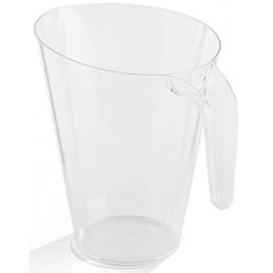 Karaf Plastové Průhledný Opakovaně Použitelné 1500 ml (1 Kousky)