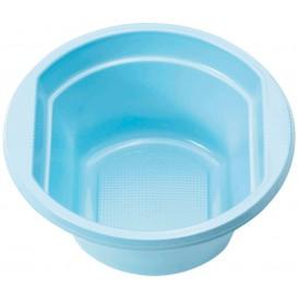 Plastové Misky PS Světle Modrá 250ml Ø12 Vrstvym (30 Kousky)