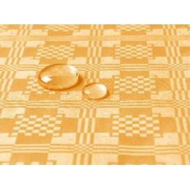 Nepromokavý Ubrus Rol Zlato 1,2x5 Metrs (1 Kousky)