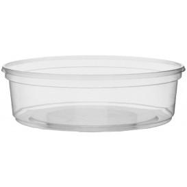 Plastová Miska Průhledný 125ml Ø10,5cm (100 Kousky)