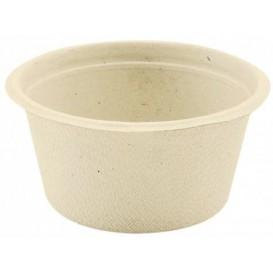 Miska z Cukrové Třtiny Přírodní 55ml (50 Kousky)