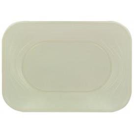 """Podnos Plastový PP """" X-Table """" Perla 330x230mm (2 Kousky)"""
