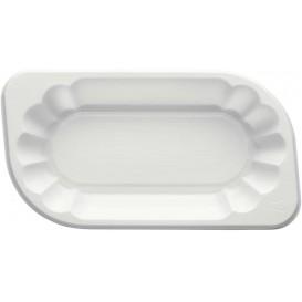 Podnos Plastový PS Bílá 175x95x30mm 250ml (1500 Kousky)