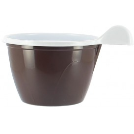 Plastové Šálek PS Čokoláda 100 ml (20 Kousky)