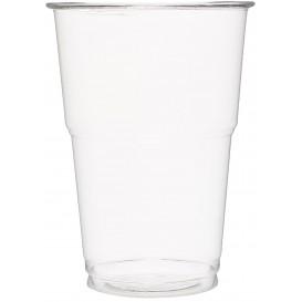 Plastové Kelímek PET Krystal Průhledný 350 ml (50 Kousky)