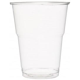 Plastové Kelímek PET Krystal Průhledný 285 ml (50 Kousky)