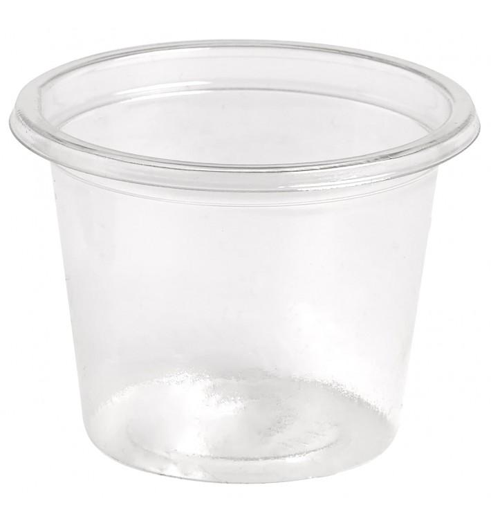 Misk na Omáčky PET Krystal 30ml Ø4,5cm (4000 Kousky)