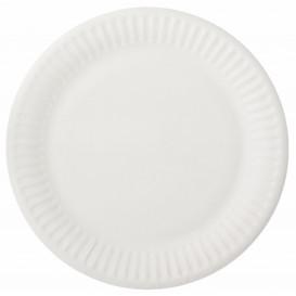 Papírové Talíř Bílý Ø15 cm (100 Kousky)