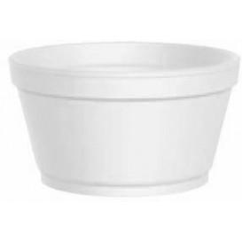 Termální Miska Foam Bílý 12 Oz/355ml Ø11,7cm (500 Kousky)