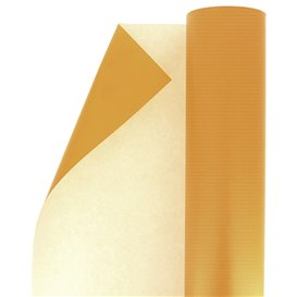 Dárkový Papír Celulosa Oranžový 100 m (1 Kousky)
