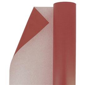 Dárkový Papír Kraft Červené 100 m (1 Kousky)