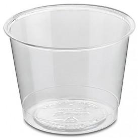 Plastové Kelímek na Víno PS Krystal 150ml (50 Kousky)