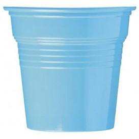 Kelímek Plastové PS Světle Modrá 80ml Ø5,7cm (750 Kousky)