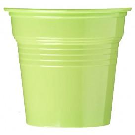 Kelímek Plastové PS Zelené Vápno 80ml Ø5,7cm (50 Kousky)
