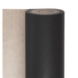 Dárkový Papír Kraft Černá 100 m (1 Kousky)
